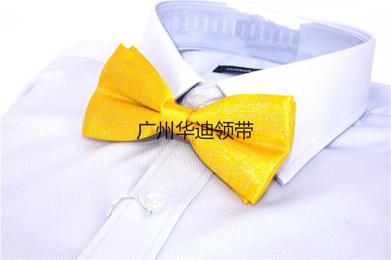 时尚领结 提花领结 真丝领结